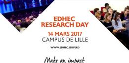 EDHEC Research Day 2017: a plebiscite for the EDHEC expertise