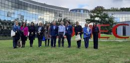 A Fulbright US Universities Delegation at EDHEC Business School