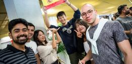 The International Students Office, a helping hand